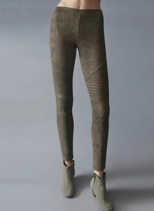 Skinny Polyester Jeans Pants & Leggings