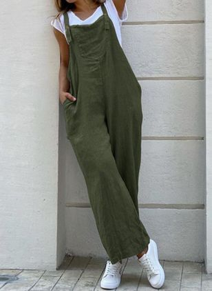 Women's Loose Jumpsuits (100002062)