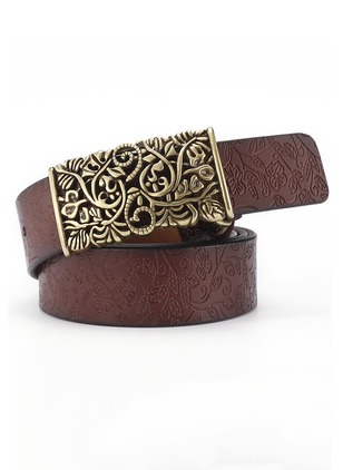 Metal Floral Belts (1178951)