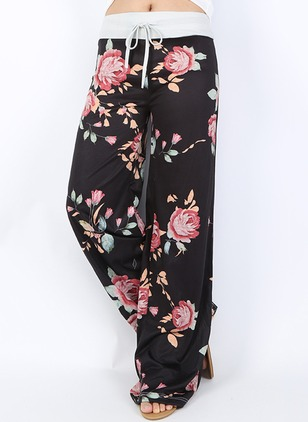 Loose Cotton Trousers Pants & Leggings