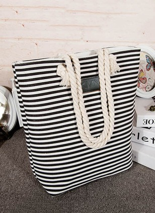 Totes Fashion Canvas Print Bags