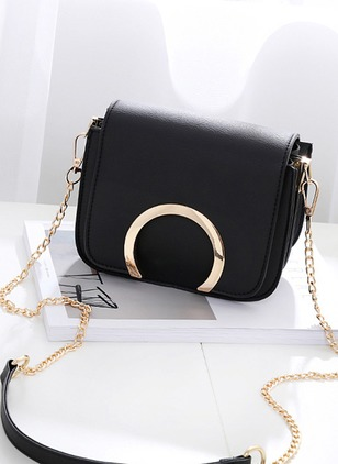 Shoulder PU Chain Bags