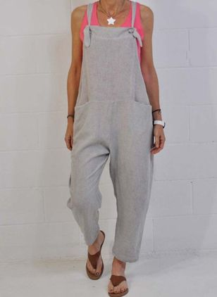 Women's Straight Jumpsuits (100002046)