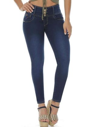 Pantalons en denim (100448335)