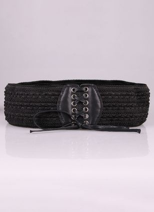 Casual Solid Belts