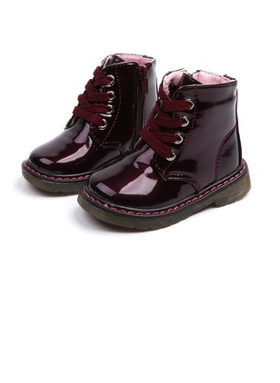 Girls' Lace-up PU Outdoor Girls' Shoes
