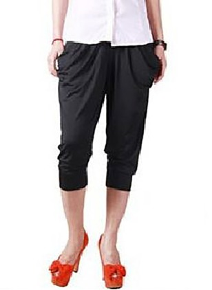 Skinny Polyester Trousers Pants & Leggings
