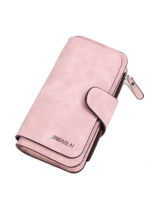 Wallets Fashion PU Zipper Chain Bags