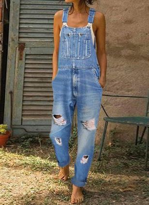 Denim Pants (4369328)
