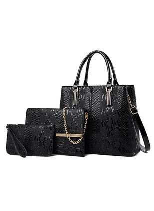 Bag Sets Fashion Zipper Chain Bags (147089932)