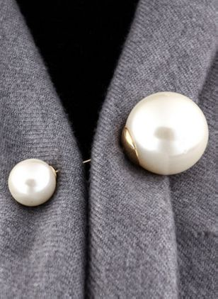 Ball Pearls Brooches (104918057)