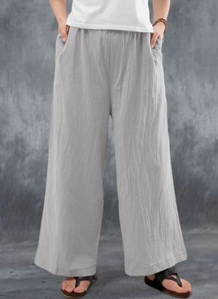 Women's Loose Pants (4046185)