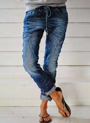 Denim Pants (4458025)