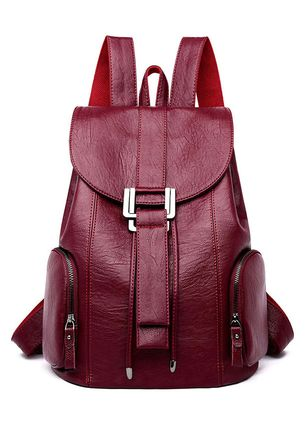 Backpacks Fashion Zipper Double Handle Bags (5244042)