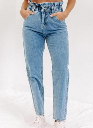 Pantalons en denim (100448322)
