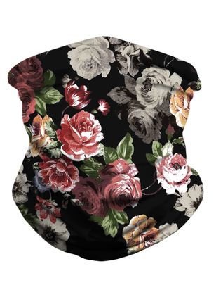 Casual Floral Scarves (1540367)