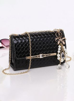 Shoulder Fashion Rhinestone Chain Bags (1454334)