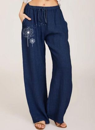 Women's Loose Pants (4127795)