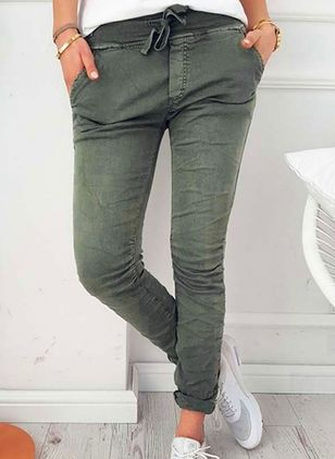 Women's Skinny Pants (4457339)
