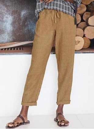 Women's Straight Pants (4662196)