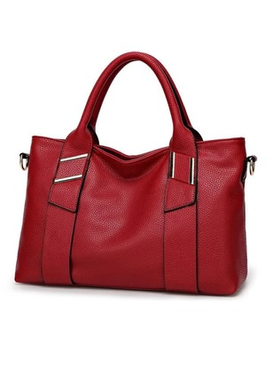 Totes Fashion Real Leather Zipper Bags