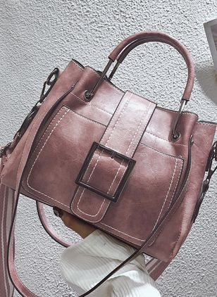 Shoulder Vintage Double Handle Bags (1255128)