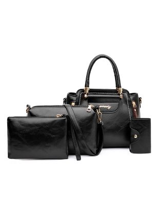 Bag Sets Fashion Zipper Double Handle Bags (147142468)