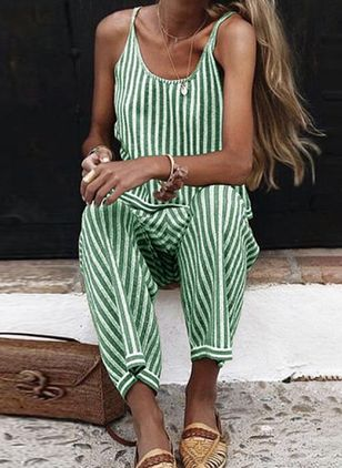 Women's Loose Jumpsuits (1533663)