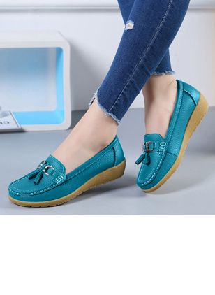 Others Closed Toe Low Heel Shoes