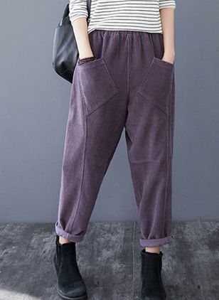 Women's Loose Pants (111109593)