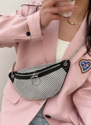 Shoulder Fashion Zipper Chain Bags (147150288)