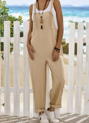 Sleeveless Jumpsuits & Rompers (4043275)