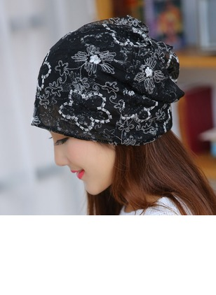 Casual Viscose Others Geometric Hats