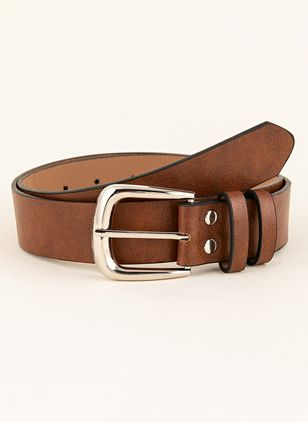 Casual Solid Belts (147942947)