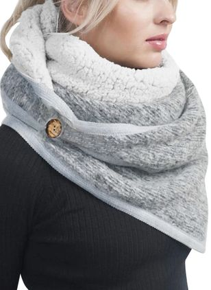 Casual Solid Scarves (146643707)