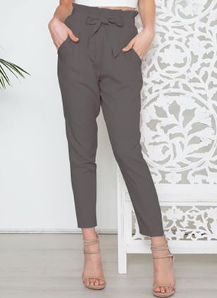 Women's Straight Pants (6211515)