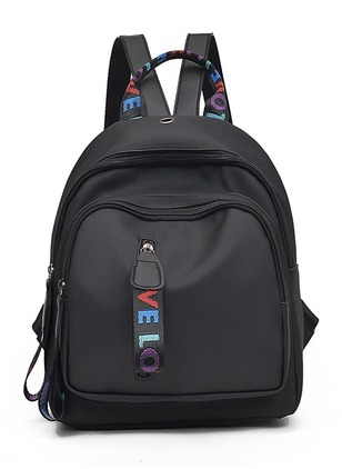 Backpacks Polyester Zipper Convertible Bags