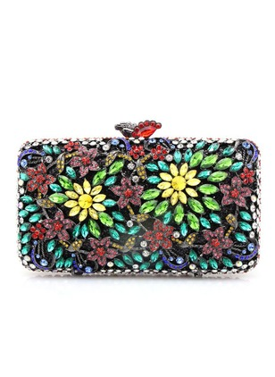 Clutches Fashion PU Studded Bags