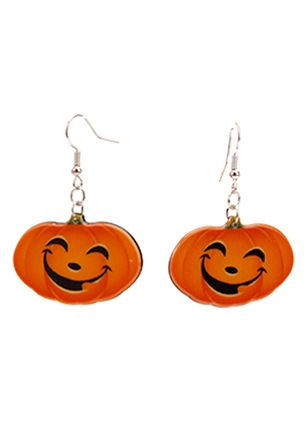 Halloween No Stone Dangle Earrings (107805773)