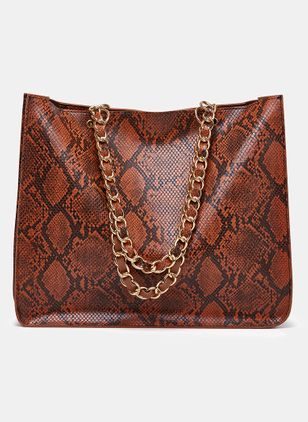 Tote Fashion Print Chain Bags (4348881)