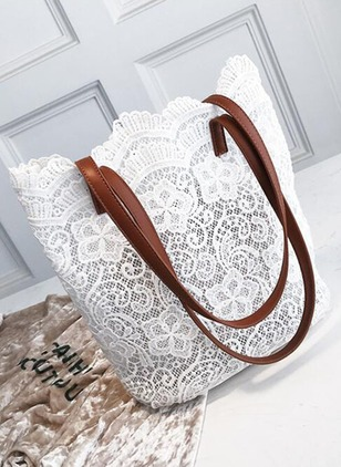 Shoulder Cotton Double Handle Bags