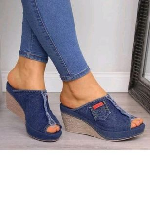 Denim Shoes (6047180)