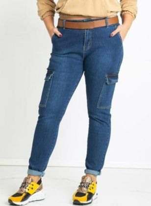 Pantalons en denim (100448336)