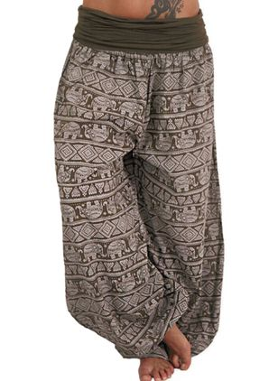 Women's Harem Pants (1371843)