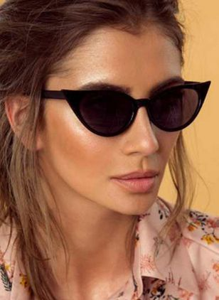 Casual Sunglasses Acrylic Frame Sunglasses (4074545)