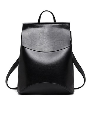 Backpacks Fashion PU Convertible Bags