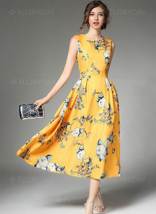 bd9b527c8a7f YOU MAY ALSO LIKE. Floral Wrap 3 4 Sleeves Midi X-line Dress